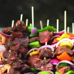 What type of beef to use for kabobs?