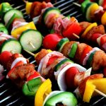 What type of skewers to use for barbecuing