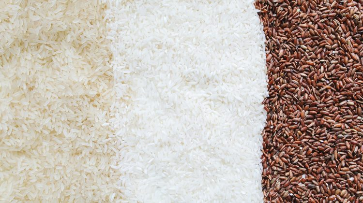 Are there any types of rice you should not rinse?