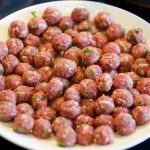 How to easily make perfectly shaped meatballs easily
