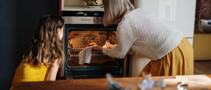 How often should you self-clean your oven?